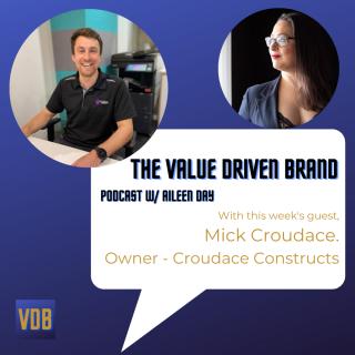 VDB Socials - Mick Croudace